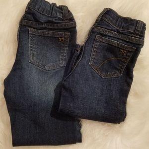 *bundle* Joe Jean's 2 pair (24 months)